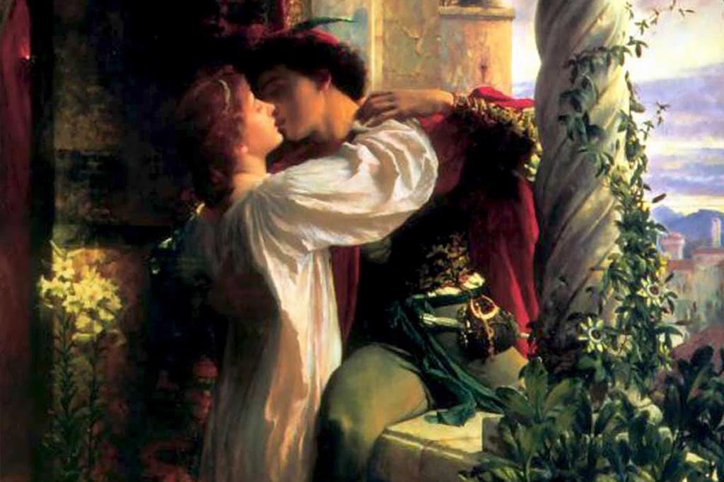 A morte de Romeu e Julieta libertou-os das amarras da vida