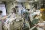 Na maior parte dos hospitais contactados pelo JN a situação é crítica. Só o Norte parece ter ainda alguma