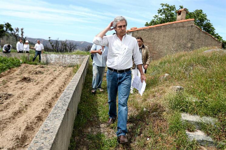Nuno Melo, a casa ardida em Monchique e a política europeia em que Costa falha