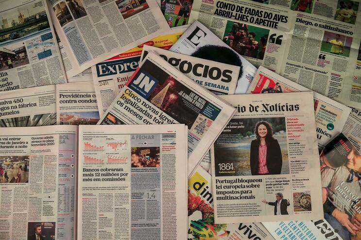 PJ investiga partilha ilegal de jornais