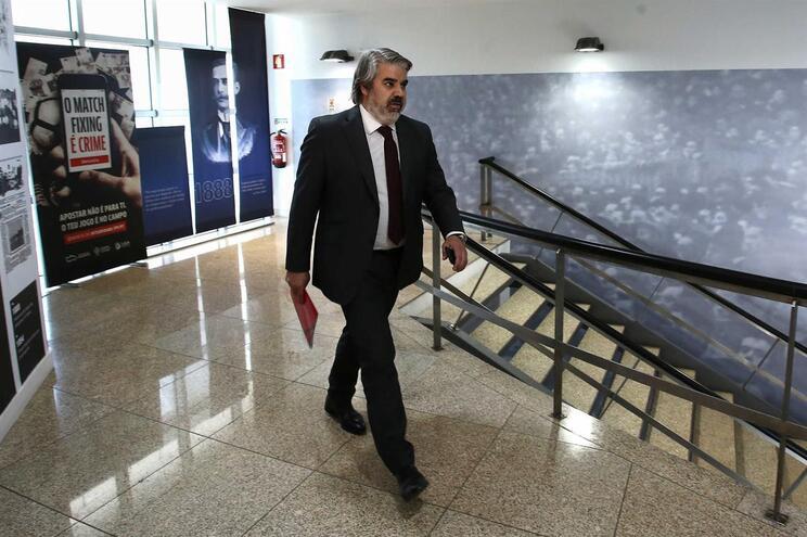 Paulo Gonçalves, assessor jurídico do Benfica