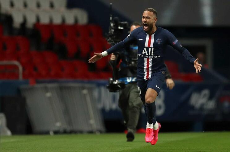"""Neymar: """"Não saber quando vou voltar a jogar causa-me ansiedade"""""""