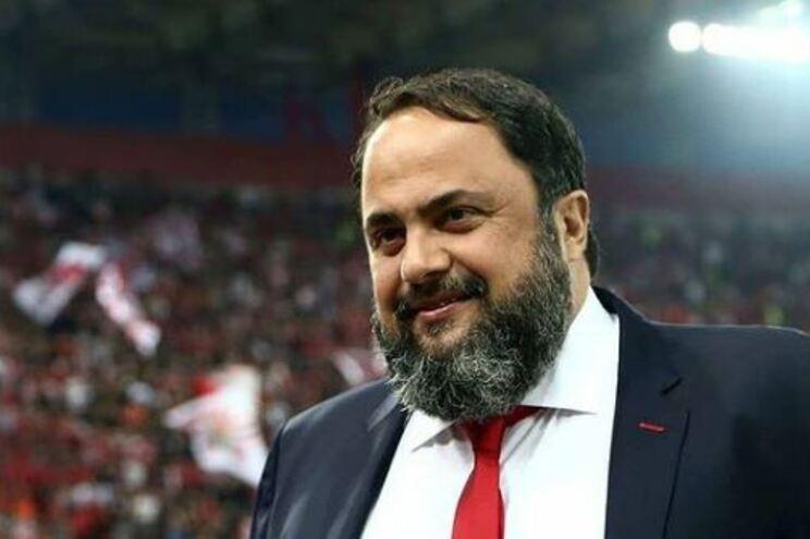 Vangelis Marinakis, proprietário do Olympiacos