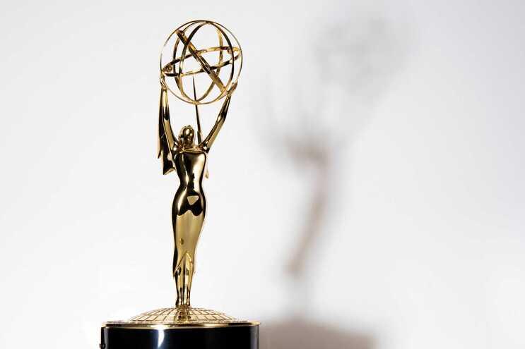 Netflix recebeu 44 estatuetas do Emmy, na imagem, e igualou um recorde da CBS, em 1974