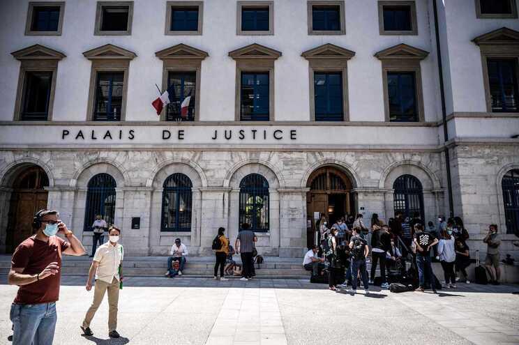 """Ministério Público considerou que a bofetada foi """"completamente inadmissível"""""""