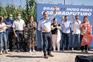 Socialista Hugo Pires não baixa os braços nesta campanha, ainda que sondagens digam que pode estar perdida