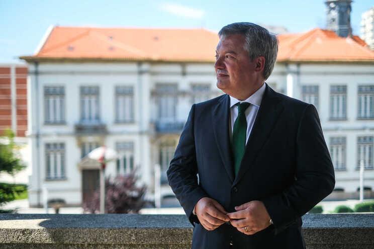 Eduardo Vítor Rodrigues, presidente da Câmara de Gaia