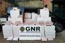 GNR apreende 550 mil cigarros sem estampilha fiscal em Felgueiras
