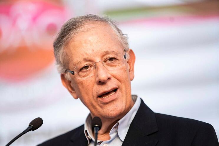 O presidente da Câmara de Viseu, Almeida Henriques