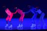 """""""Cabraqimera"""": uma peça dançada por um quarteto de patinadores"""