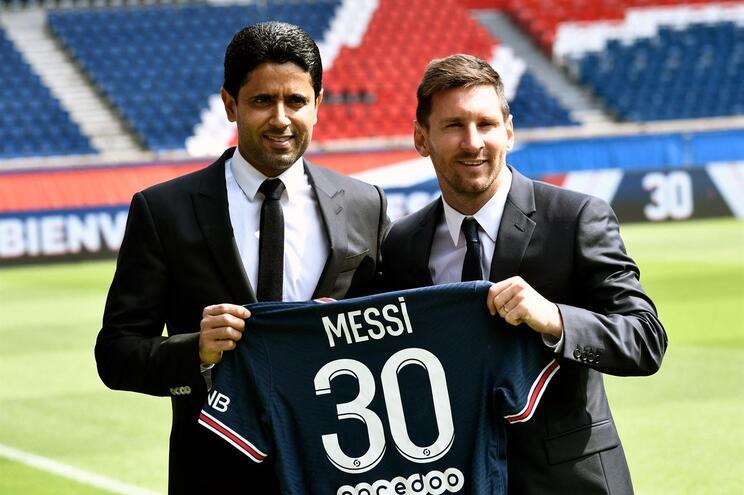 Messi deixou o mundo do futebol de boca aberta com a transferência para o PSG