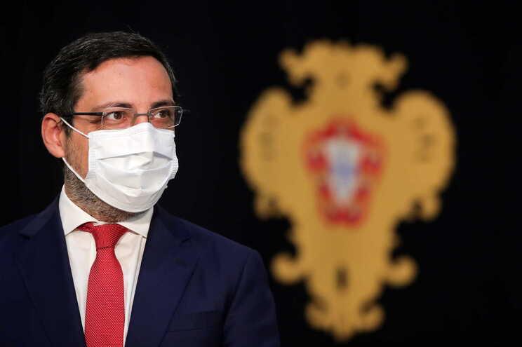 António Mendonça Mendes, secretário de Estado Adjunto e dos Assuntos Fiscais
