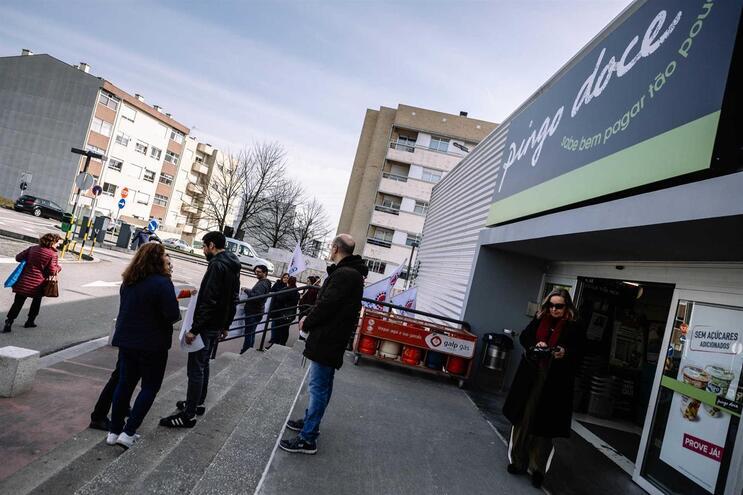 """""""No fim do dia, o Pingo Doce vai ser uma mistura entre restauração e supermercado"""", disse Pedro Soares"""