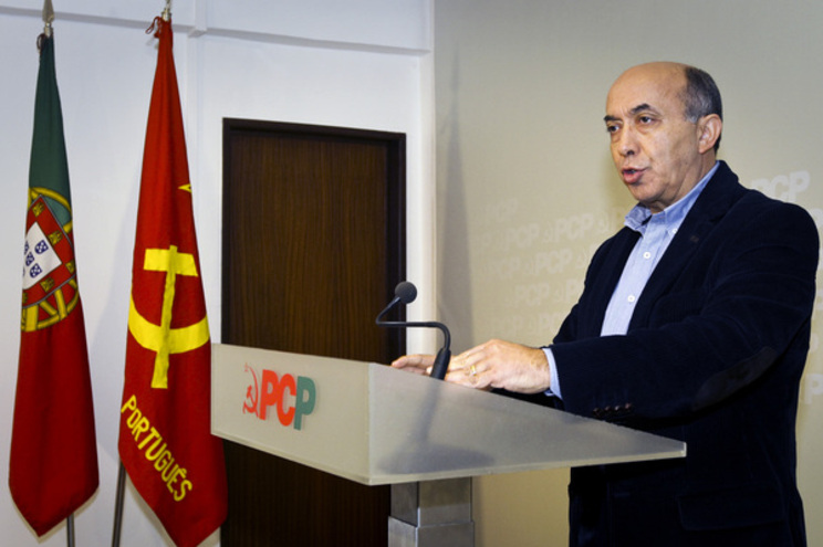 Jorge Pires, do PCP