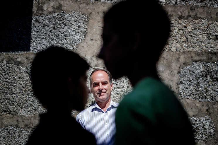 Artur Mesquita Guimarães, pai dos dois alunos de Famalicão que faltaram a todas as aulas de Educação