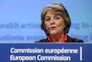 Comissária europeia da Coesão e Reformas, a portuguesa Elisa Ferreira