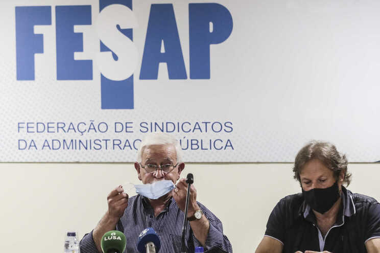 José Abraão, secretário-geral da Fesap
