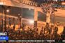 Polícia afasta adeptos do Sporting com balas de borracha