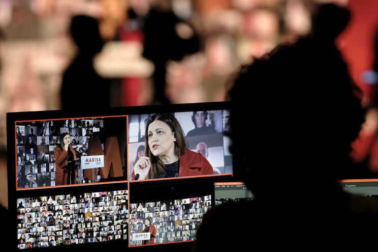 Marisa Matias protagonizou um dos momentos altos da campanha eleitoral nas redes sociais com o movimento