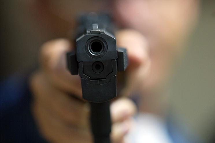Homem armado levou dinheiro de bomba de combustível