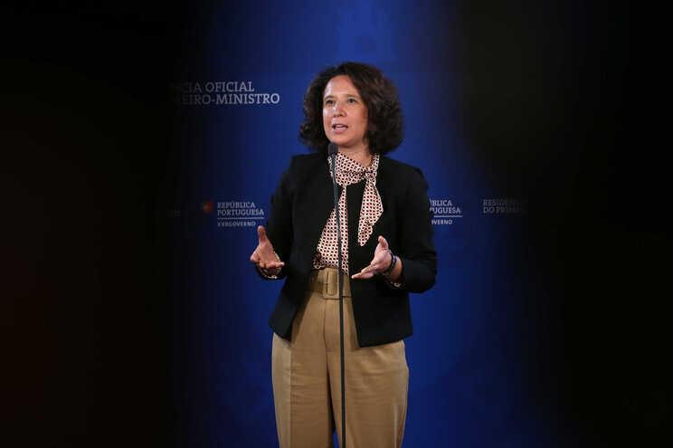 Rita Marques, secretária de Estado do Turismo