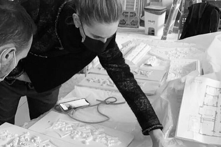 Helene Svedin tem-se ocupado de vários detalhes