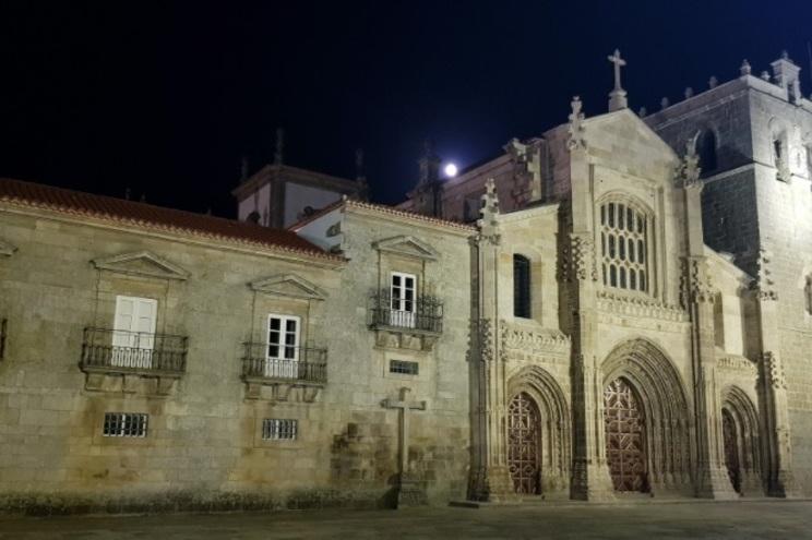As intervenções na Sé de Lamego encontram-se inseridas na Operação Rota das Catedrais a Norte