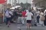 GNR procura grupo que agrediu mulher, filhos e proprietário de restaurante