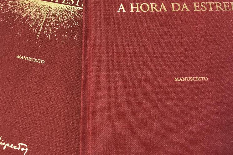 """Publicado manuscrito de """"A hora da estrela"""" de Clarice Lispector"""