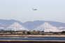 Regulador chumba construção do novo aeroporto do Montijo