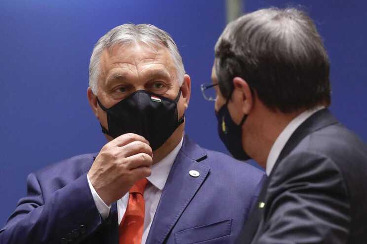 O primeiro-ministro da Hungria, Viktor Órban
