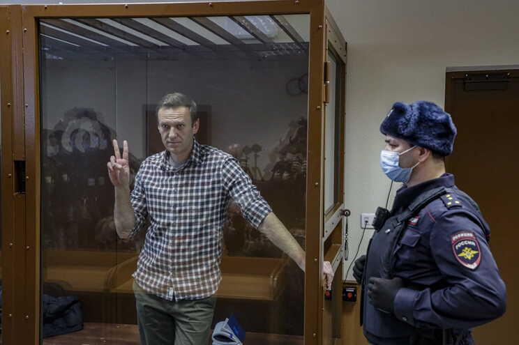 Alexei Navanly é o principal opositor do Governo russo