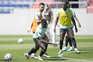 Nuno Mendes já integrou o treino da seleção nacional