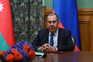 O ministro russo dos Negócios Estrangeiros, Sergei Lavrov