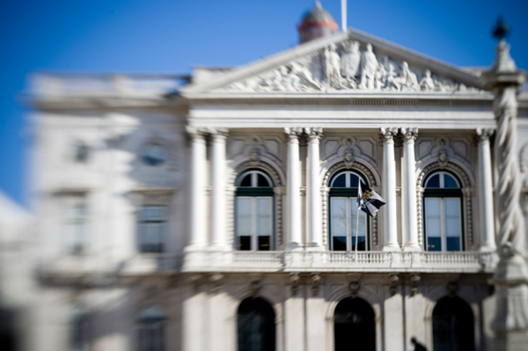 Fachada da Câmara de Lisboa
