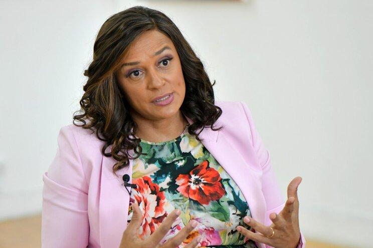 Empresária Isabel dos Santos