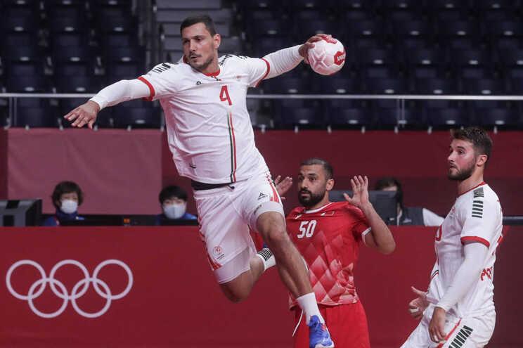 Pedro Portela foi o mais certeiro de Portugal na vitória frente ao Bahrein