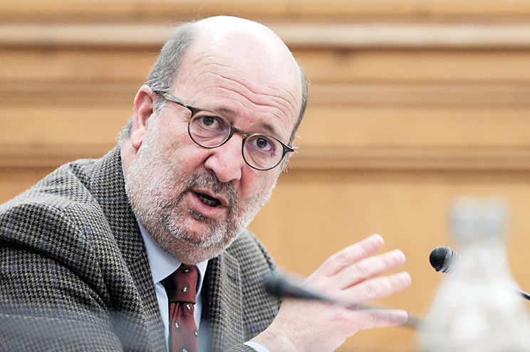O ministro do Ambiente e Ação Climática, João Pedro Matos Fernandes