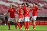 Benfica venceu o V. Guimarães nas grandes penalidades