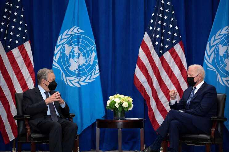 """Biden deve anunciar """"boas notícias"""" sobre financiamento para luta contra mudança climática"""