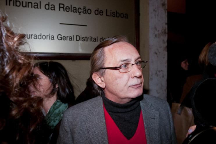 Carlos Cruz, arguido do processo Casa Pia, em 2012