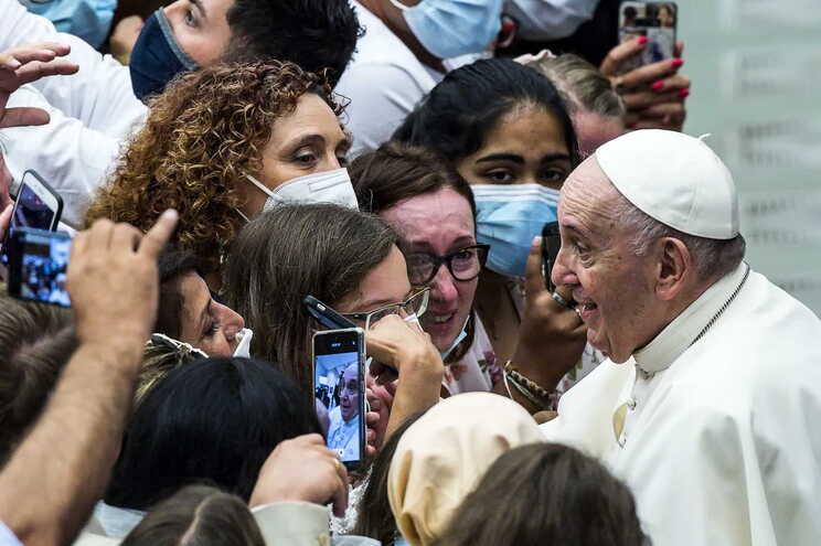 Vaticano não pede passaporte sanitário aos participantes da audiência com o Papa
