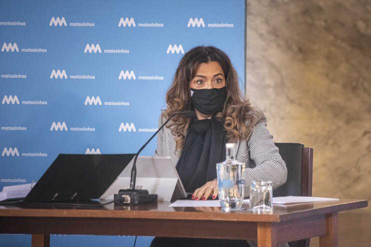 Luísa Salgueiro, presidente da Câmara Municipal de Matosinhos