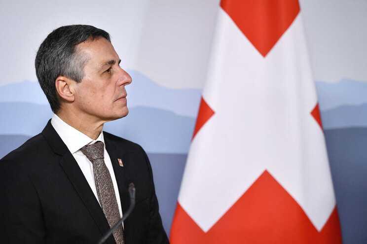 Ignazio Cassis, ministro dos Negócios Estrangeiros suíço