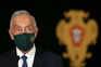 O presidente da República, Marcelo Rebelo de Sousa, voltou a testar negativo à covid-19