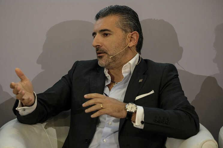 Alexandre Fonseca, CEO da Altice, dona da Meo
