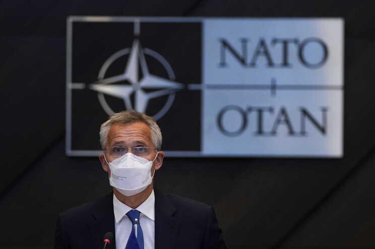 Jens Stoltenberg, secretário-geral da Organização do Tratado do Atlântico Norte (NATO)