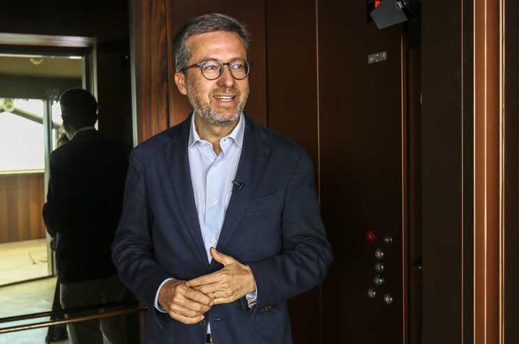 Carlos Moedas, candidato do Partido Social Democrata à Câmara Municipal de Lisboa