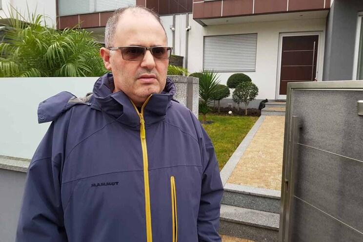 Marcos Martins, pai do aluno agredido
