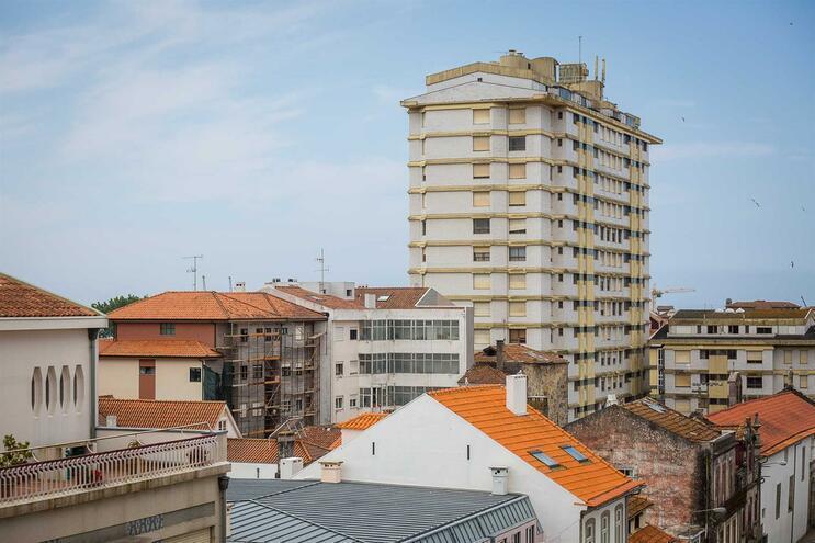 Prédio Coutinho, em Viana do Castelo